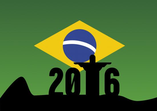 Rio 2016 banner Olympics