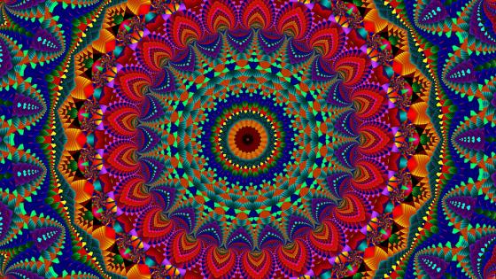 World Mental Health Day Mandala