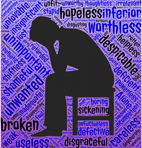 world mental health day depression feels like