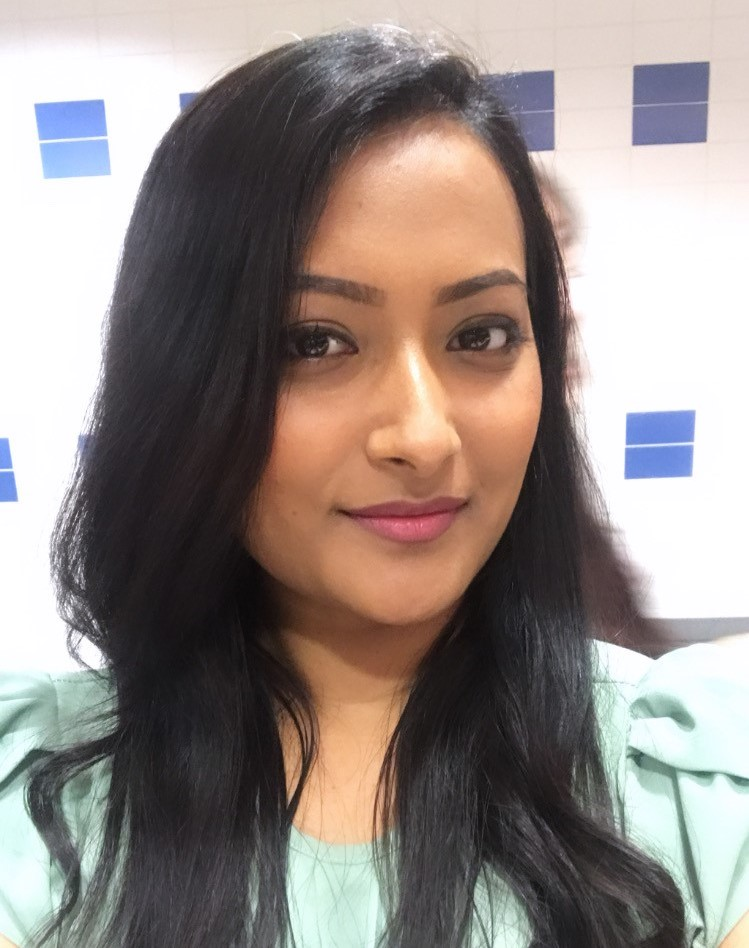Syeda Lipi Begum, BSc (Hons), SRPharmS
