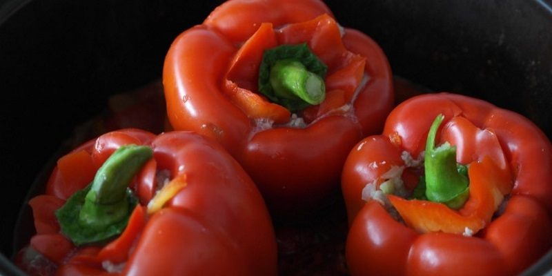 Stuffed Peppers Featured